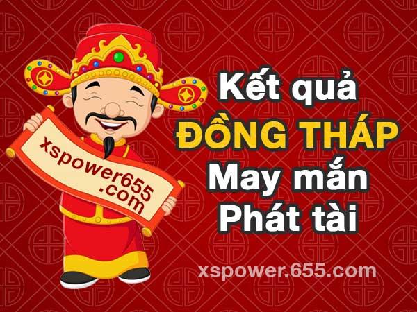 XSDT 30/3 – SXDT 30/3 – KQXSDT 30/3 – Xổ Số Đồng Tháp Ngày 30/3/2020