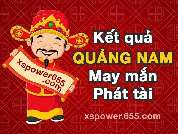 XSQNA 31/3 – SXQNA 31/3 – KQXSQNA 31/3 – Xổ Số Quảng Nam Ngày 31/3/2020