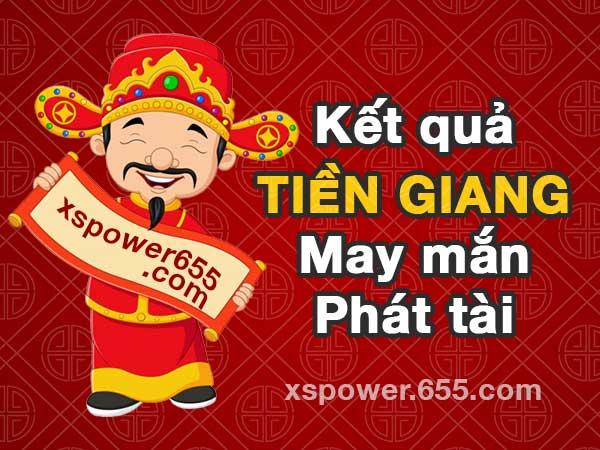 XSTG 29/3 – SXTG 29/3 – KQXSTG 29/3 – Xổ Số Tiền Giang Ngày 29/3/2020
